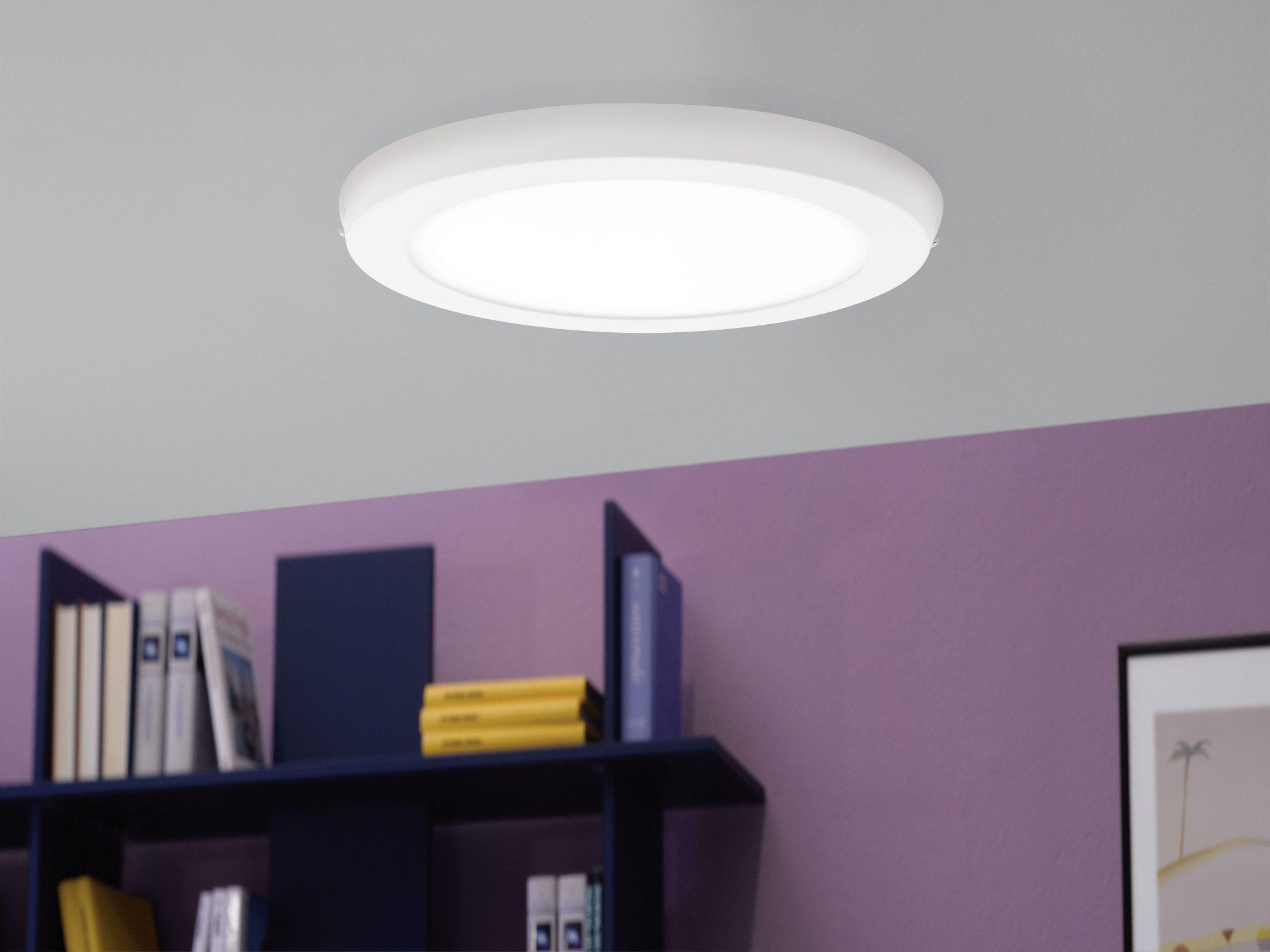 Светильник настенно-потолочный FUEVA 1 EGLO 94075 - Фото №30