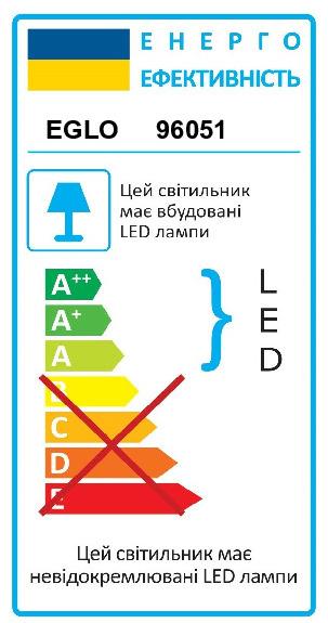 Настільна лампа LASANA 1 Eglo 96051 - Фото №32