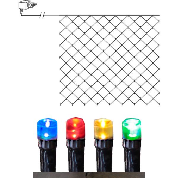 Гирлянда уличная LED сетка STAR TRADING 497-71 - Фото №28