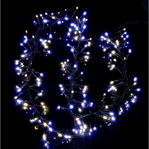 Гирлянда-кластер уличная LED STAR TRADING 498-07 - Фото №30