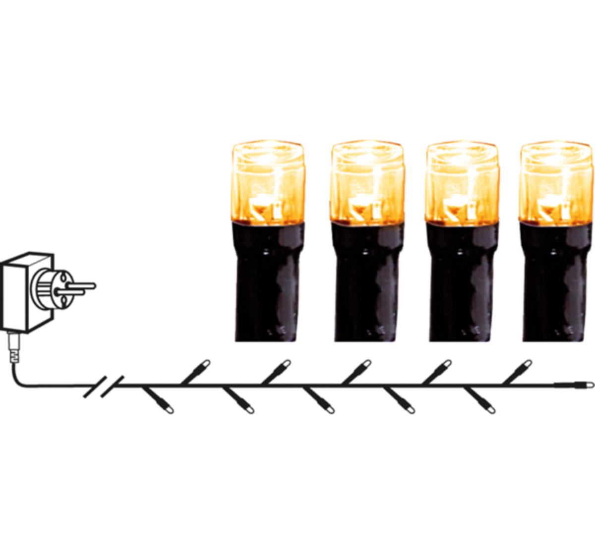 Гирлянда уличная LED STAR TRADING 594-17 - Фото №28