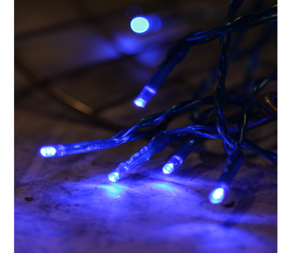Гирлянда LED на батарейках