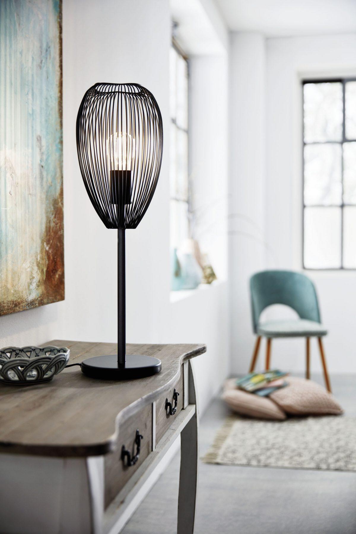 Настольная лампа CLEVEDON EGLO 49144 - Фото №30