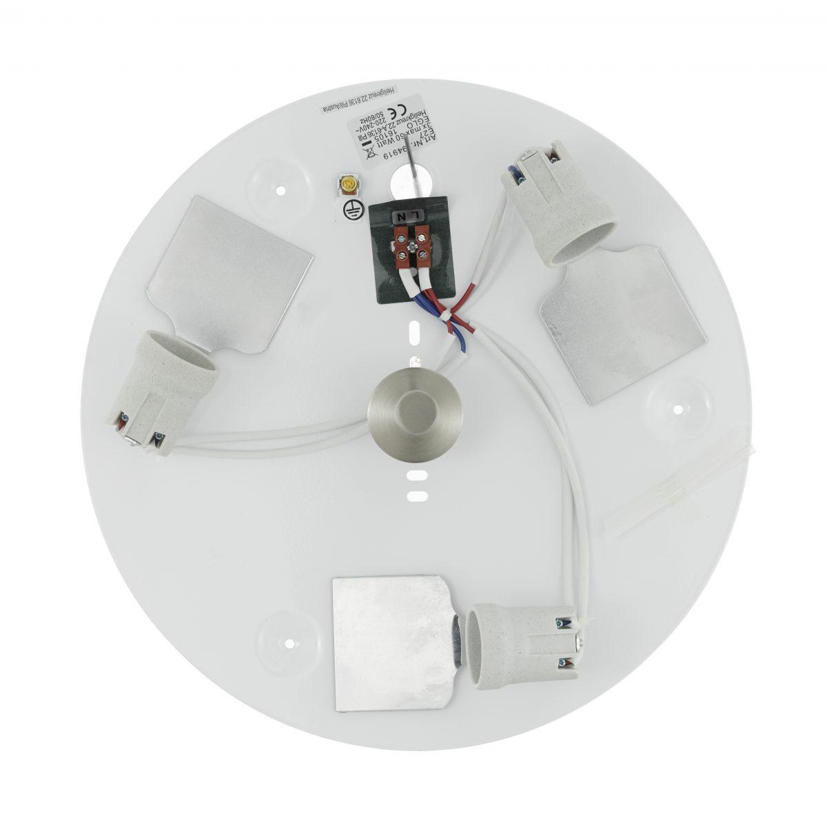 Светильник настенно-потолочный PASTERI PRO/PROFESS EGLO 61394 - Фото №28