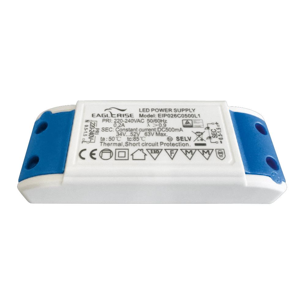 Трансформатор DRIVER 600MA/PROFESSIONAL LIGHTING EGLO 61689 - Фото №28