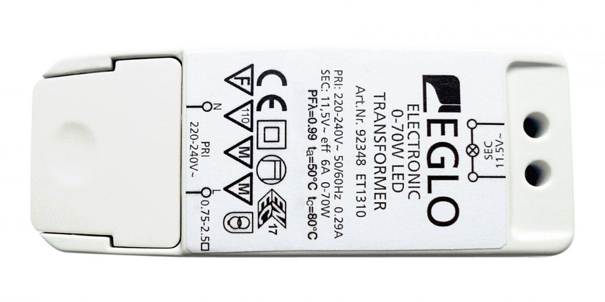Трансформатор BASIC EGLO 92348 - Фото №28