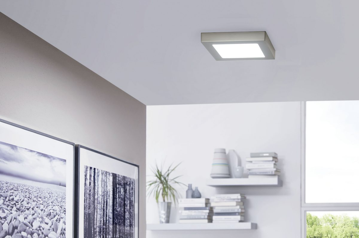 Светильник настенно-потолочный FUEVA-C/CONNECT EGLO 96679 - Фото №30
