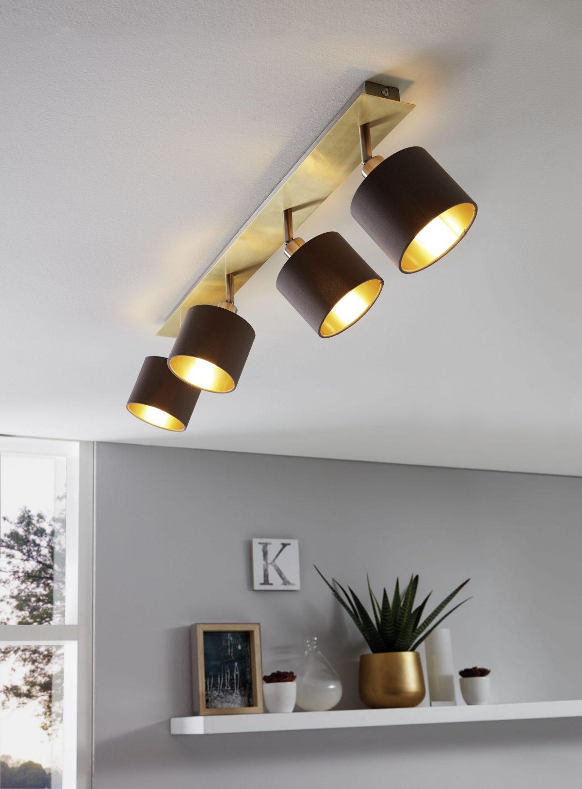 Светильник настенно-потолочный VALBIANO EGLO 97539 - Фото №30